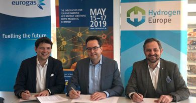 The Smarter E Europe Joins Forces Wıth Eurogas And Hydrogen Europe
