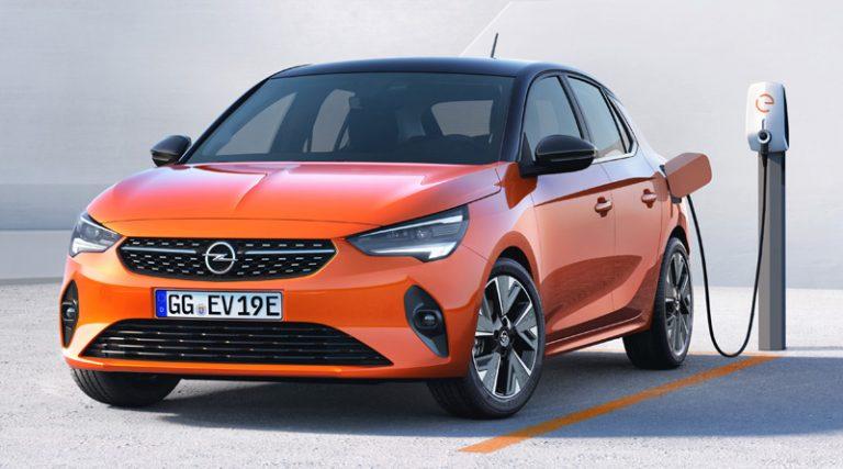 Sixth-Generation Opel Corsa Goes Electric - Piltech
