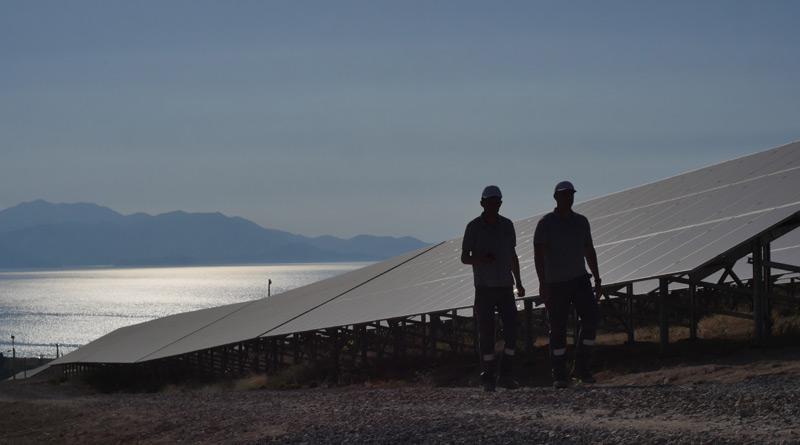 Akfen Yenilenebilir Enerji, Van Gölü Kıyısındaki 3 Güneş Santralinde 37 MW'lık Kurulu Güce Ulaştı