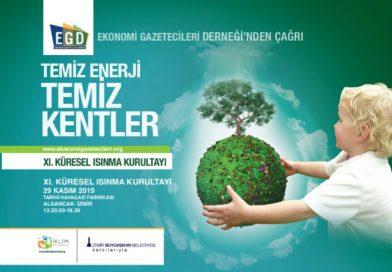 İklim Değişikliği İzmir'de Masaya Yatırılıyor