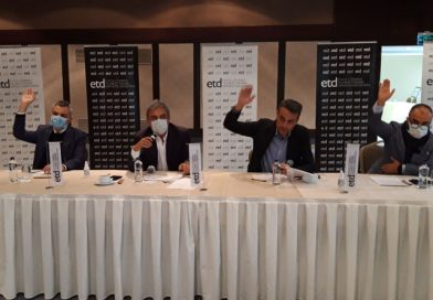 ETD (Enerji Ticareti Derneği) Genel Kurul Toplantısı Yapıldı